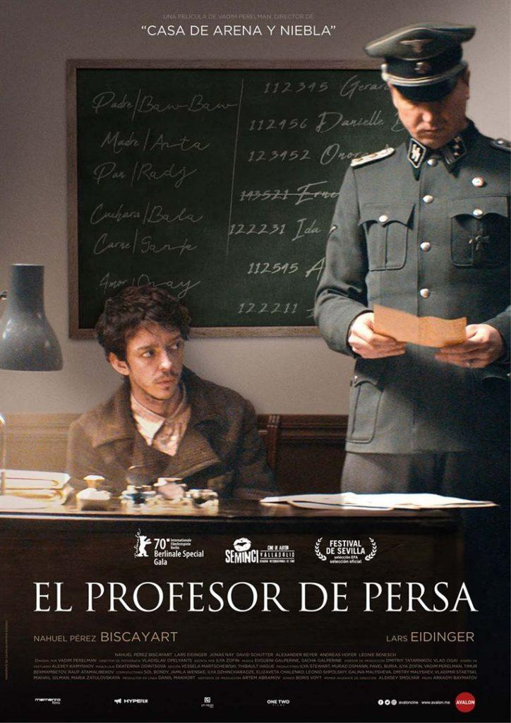El Profesor de Persa Cinema Ribes