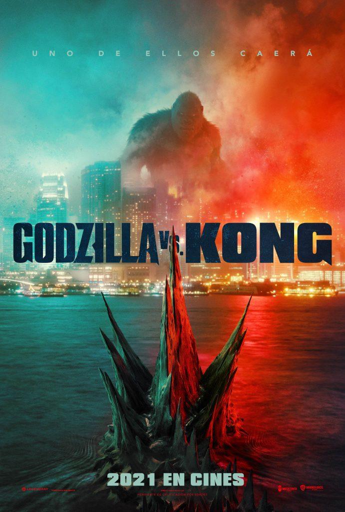 Godzilla vs Kong la gran batalla