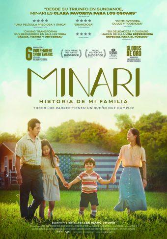 Minari, Historia de mi família (Entrades ja a la venda)