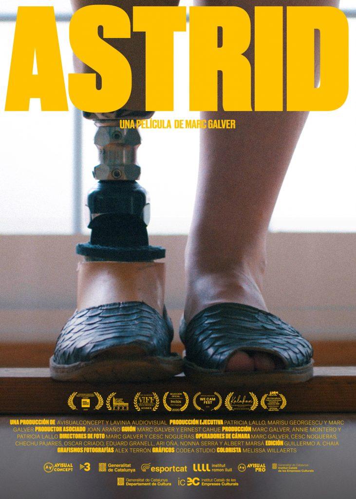 Astrid Entrades ja a la venda
