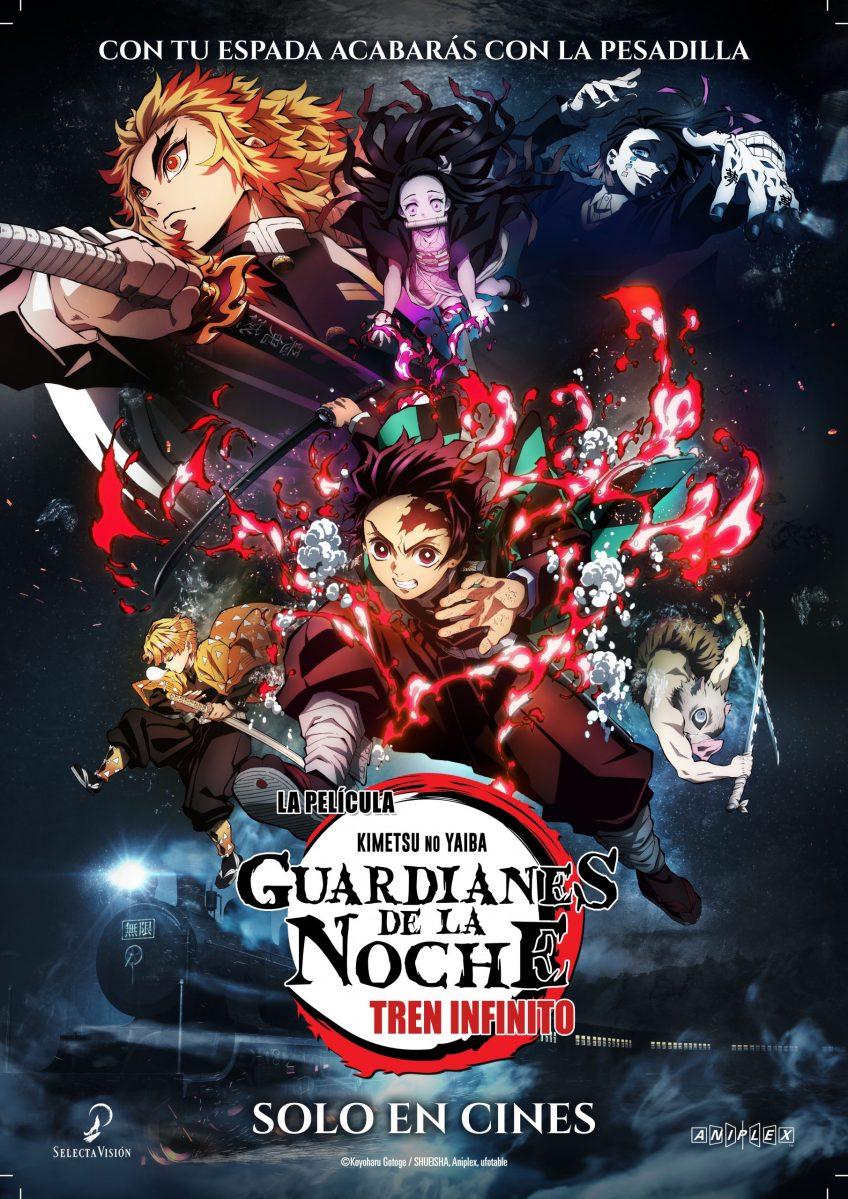 Guardianes de la Noche la película: Tren Infinito