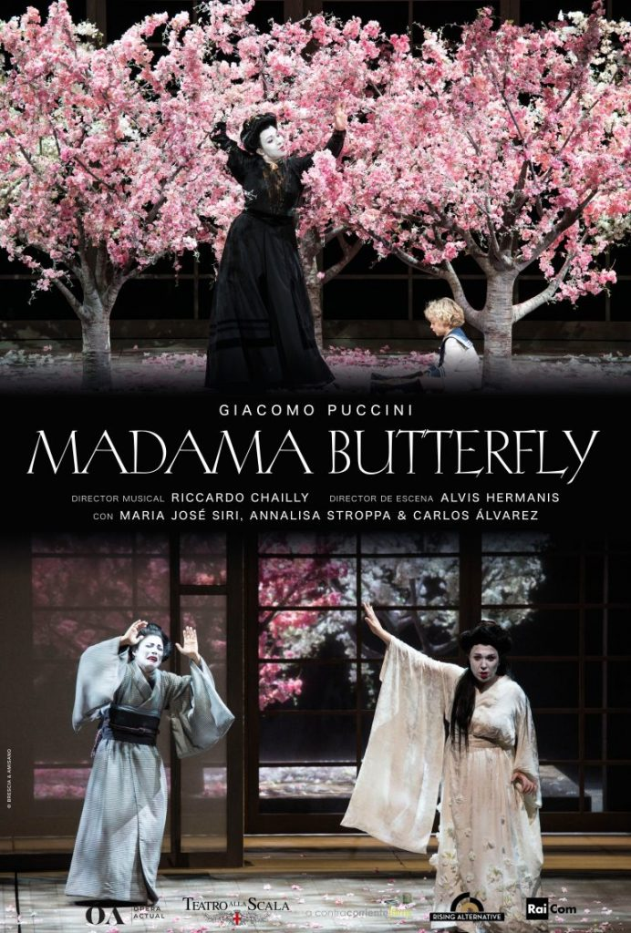 Madama Butterfly arriba a Cinema Ribes