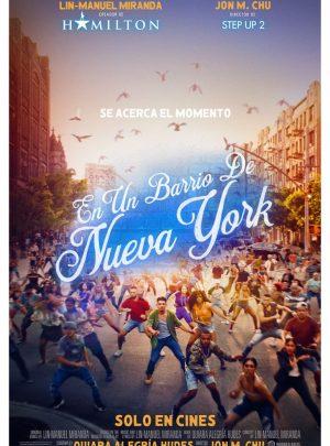 A la FRESCA: En un barrio en Nueva York