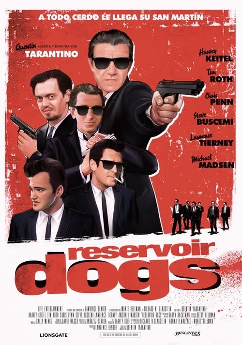 Reservoir Dogs a Cinema Ribes a la Fresca