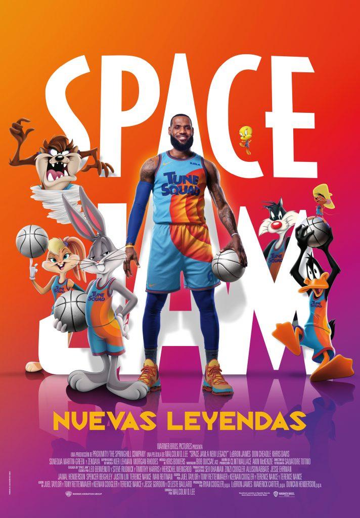 Cinema Ribes presenta Space Jam 2