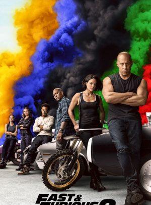 Fast and Furious 9 (Cinema a la Fresca)